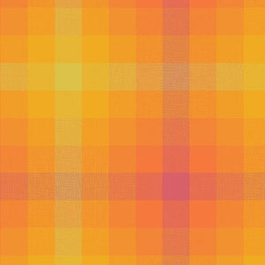 Kaleidoscope Stripes & Plaids WV-9541-Marmalade