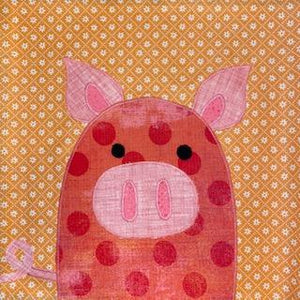 Petunia the Pig  Zootropolis Block Kit