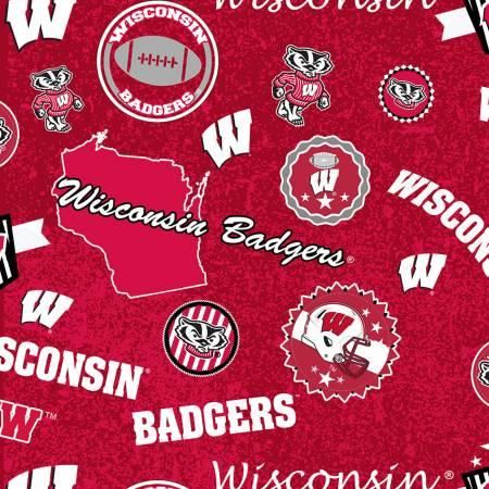 WI Badger WIS-1208