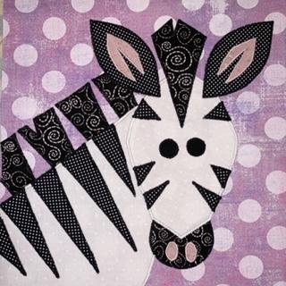 Zoe the Zebra Zootropolis Block Kit