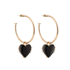 Queen of Hearts Hoops
