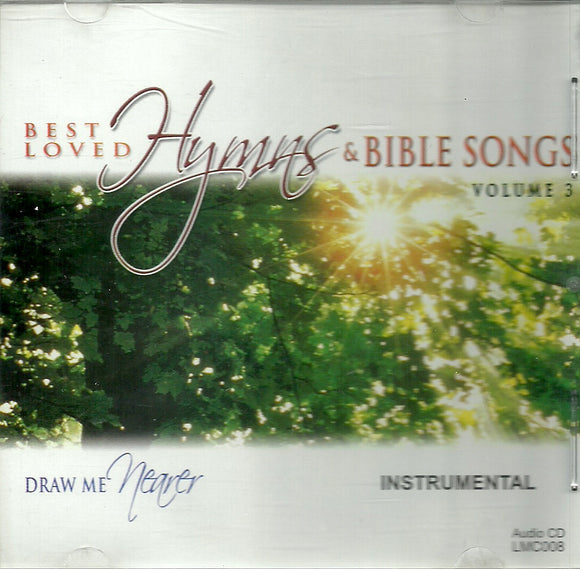 Best Loved Hymns Volume 3