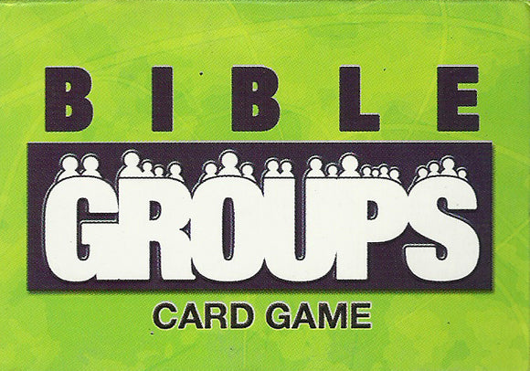 Bible Groups