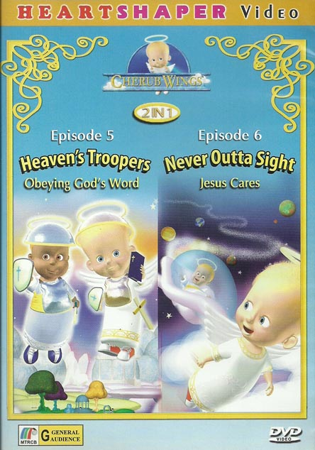 Cherub Wings Heaven's Troopers & Never Outta Sight