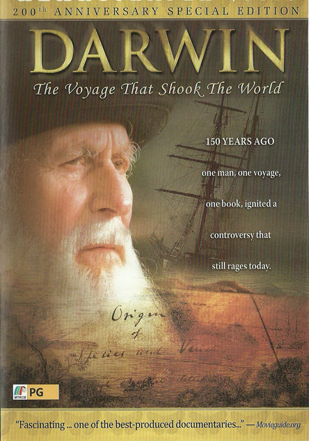 Darwin - The Voyage That Shook the World