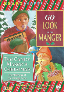 Go Look in the Manger & The Candy Maker's Christmas