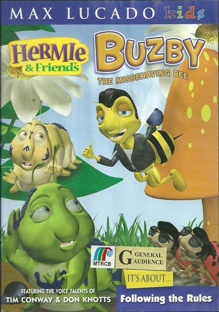 Hermie Buzby The Misbehaving Bee