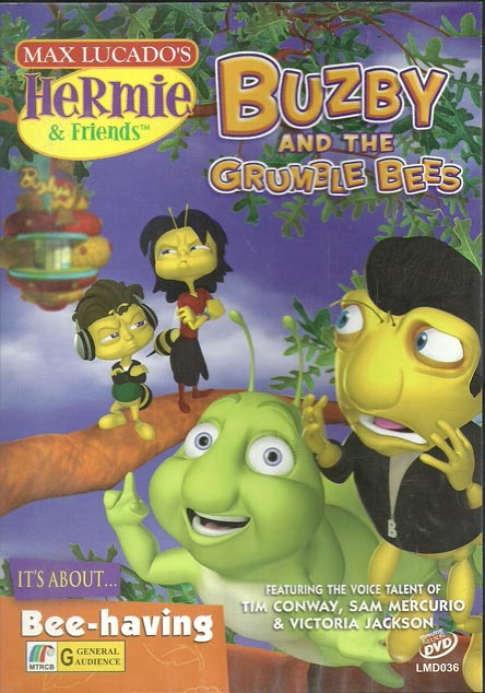 Hermie Buzby and the Grumbling Bee