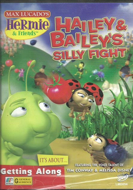 Hermie Hailey & Bailey's Silly fight