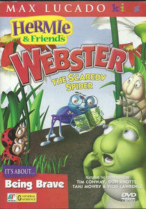 Hermie Webster the Scaredy Spider