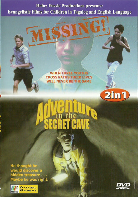 Missing & Adventures of the Secret Cave