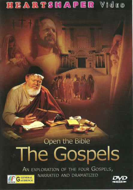 Open the Bible - The Gospels