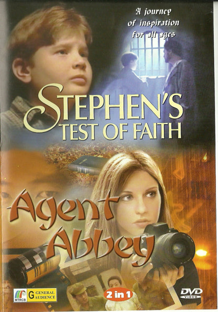 Stephen's Test of Faith & Agent Abbey