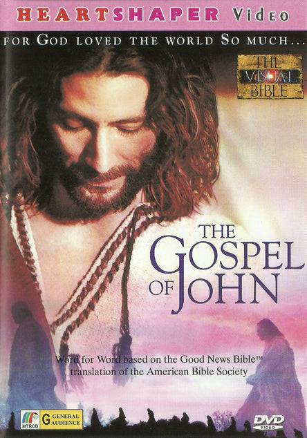 Visual Bible - The Gospel of John