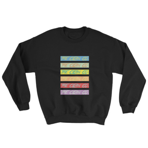 Stacked Clean Co Crewneck