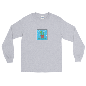 Snowy Cactus Long Sleeve