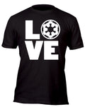 Love the Empire Custom Movie T-Shirt