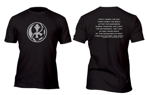 Resolving of the Grey Rebel or Empire Can't Decide Custom Movie T-Shirt
