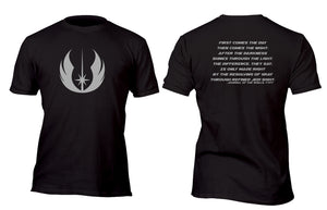 Resolving of the Grey Custom Movie T-Shirt