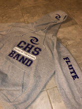 Personalized Gray CHS Sound of the Storm Band Hoodie