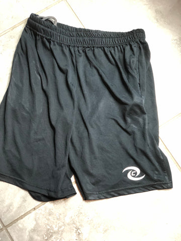 Black Performance CHS Athletic Shorts