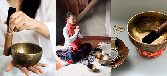 How to play a Tibetan Singing Bowl