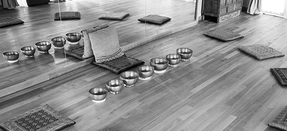 The histoy of Tibetan singing bowls