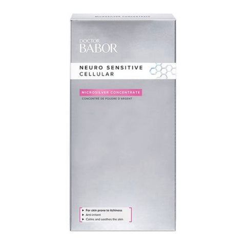 Babor Neuro Sensitive Cellular Microsilver Concentrates (7x2ml) Skin Renewal Babor - Beauty Emporium