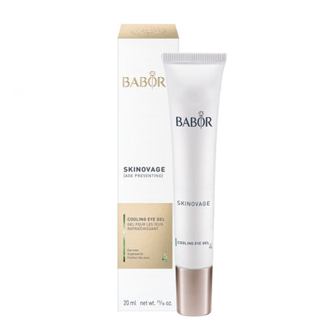 Babor Skinovage Age Preventing Cooling Eye Gel Anti-Aging Babor - Beauty Emporium