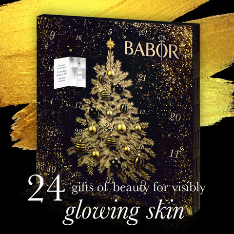 Babor 2018 Advent Calendar Ampoule Set (x24) Anti-Aging Ampoules Babor - Beauty Emporium
