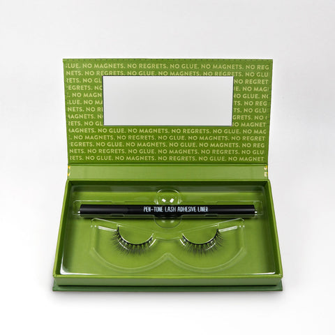 Browhaus Il-lash-tration Kit Open