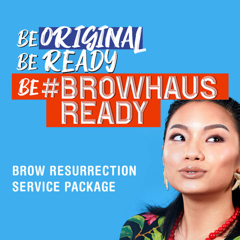 Browhaus Brow Resurrection Classic (Service Package)