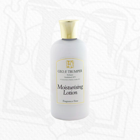 Geo. F. Trumper Fragrance Free Moisturising Lotion (Use By Nov 2020) Men's Grooming Geo. F. Trumper - Beauty Emporium