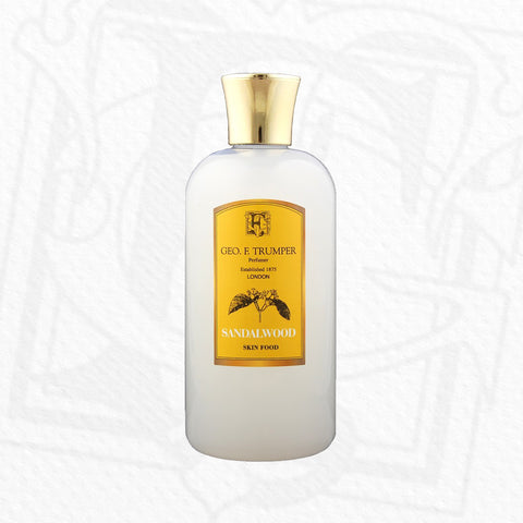 Geo. F. Trumper Sandalwood Skin Food Men's Grooming Geo. F. Trumper - Beauty Emporium