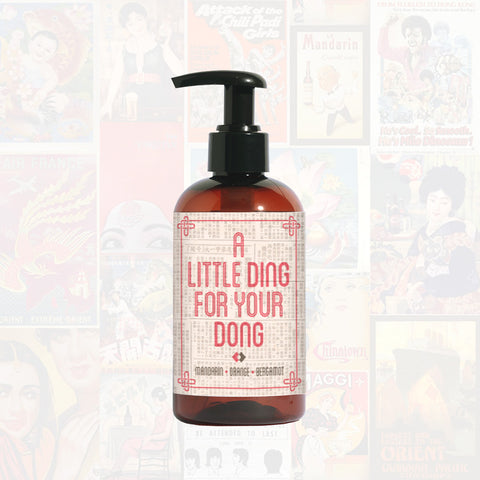 Ding Dong 'A Little Ding For Your Dong' Essential Oil Hand Wash Hand Wash Spa Esprit - Beauty Emporium