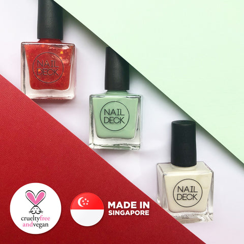 Chicken Rice Nail Polish - Hawker Culture Collection