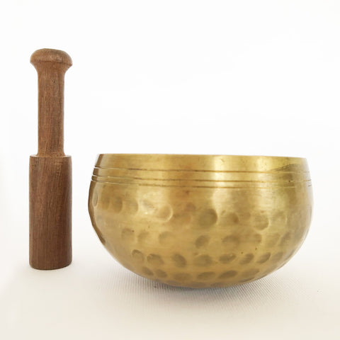 Tibetan Singing Bowl (Small)