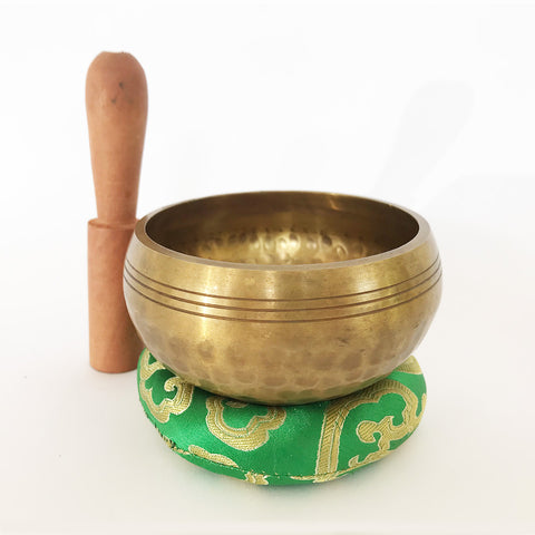 Tibetan Singing Bowl (Power Solar Plexus Chakra)