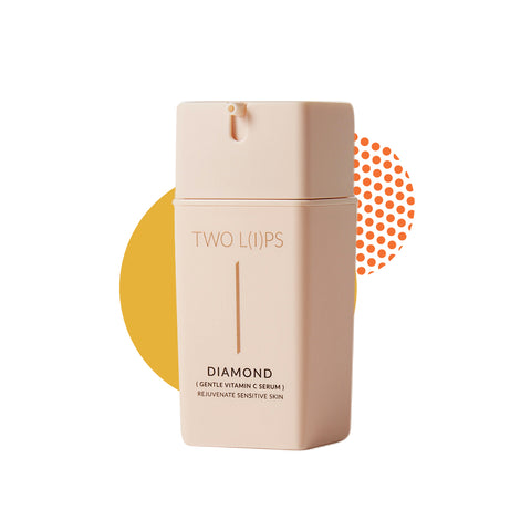 Two Lips Diamond Gentle Vitamin C Brightening Serum Vitamin C Serum Two Lips - Beauty Emporium