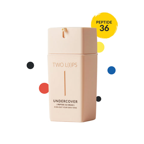 Two Lips Undercover Peptide-36 Anti-blemish Cream Skin Toner Two Lips - Beauty Emporium