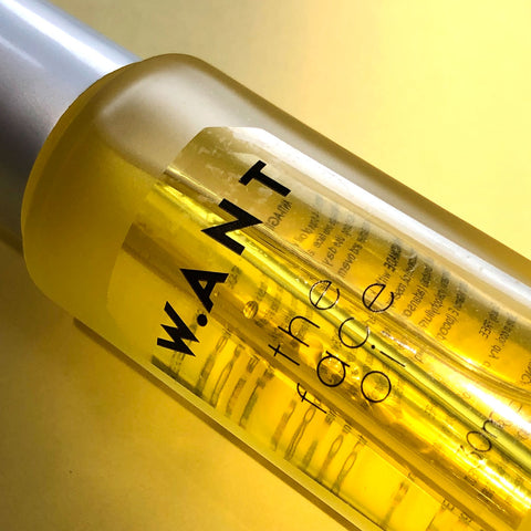 WANT The Face Oil - get the ultimate natural glow