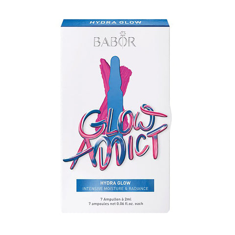 Babor Glow Addict Limited Edition Ampoule Set (7x2ml) Anti-Aging Ampoules Babor - Beauty Emporium