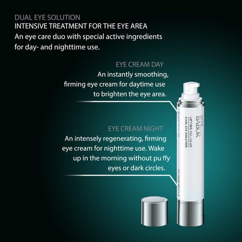 Babor Lifting Cellular Dual Eye Solution Eye Cream Babor - Beauty Emporium
