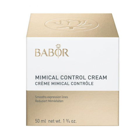 Babor Mimical Control Cream + Peptide Anti-Aging Babor - Beauty Emporium