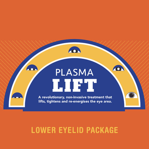 Browhaus Plasma Lift Lower Eyelid (8 Sessions Package)