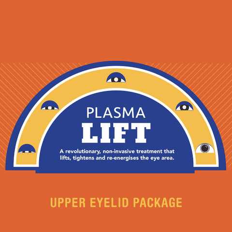 Browhaus Plasma Lift Upper Eyelid (8 Sessions Service Package)