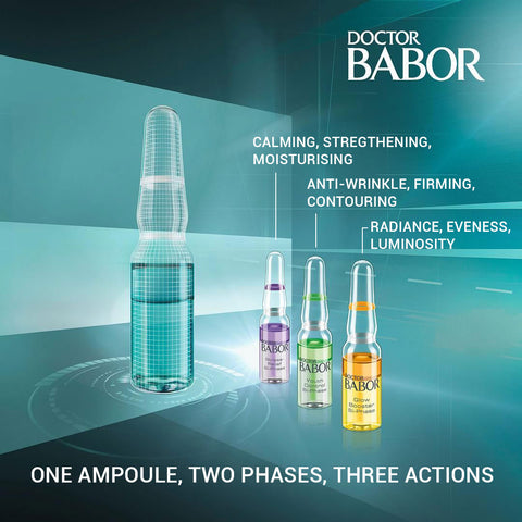 Babor Lifting Cellular Bi-Phase Ampoule Youth-Control (7x1ml) Anti-Aging Ampoules Babor - Beauty Emporium