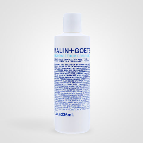 Malin + Goetz Grapefruit Face Cleanser Face Cleanser Malin+Goetz - Beauty Emporium