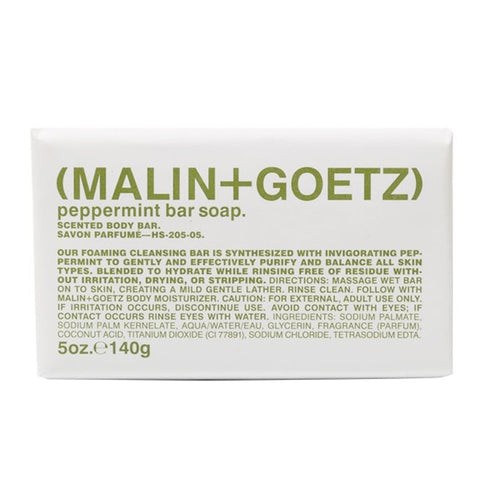 Malin+Goetz Peppermint Bar Soap 01
