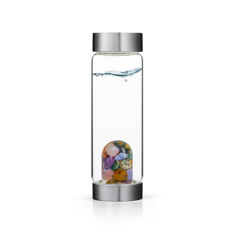 ViA Five Elements Gem Water Bottle Gem Water Bottle VitaJuwel - Beauty Emporium